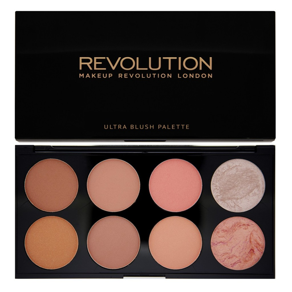 Ultra Blush and Contour Palette-Hot Spice