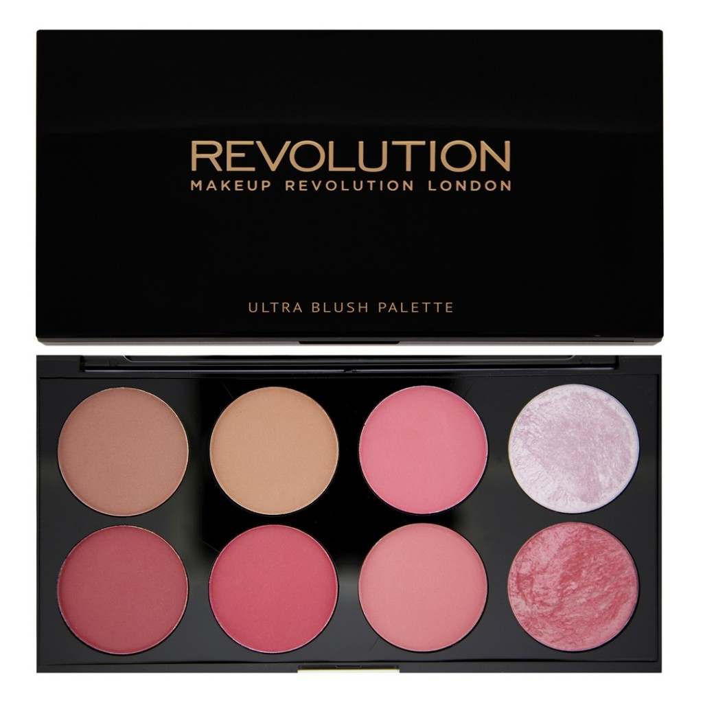 Ultra Blush and Contour Palette-Sugar and Spice