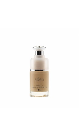 Тональная основа Cream Foundation 01 Nude Aden