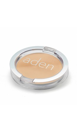 Пудра Face Compact Powder 02 Beige Aden