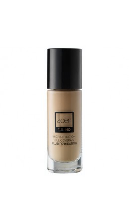 Тональный крем Aden High Definition Fluid Foundation 04 Natural