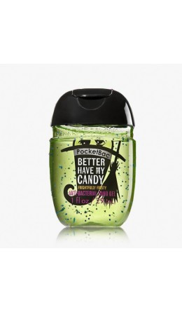 Антибактериальный гель для рук Bath and Body Works Anti-Bacterial Hand Gel Better Have My Candy (Frightfully Fruity)