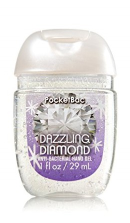Антибактериальный гель для рук Bath and Body Works Anti-Bacterial Hand Gel Dazzling Diamond