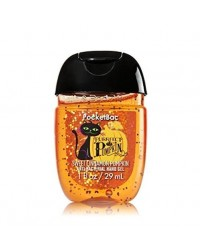 Антибактериальный гель для рук Bath and Body Works Anti-Bacterial Hand Gel Purrfect Pumpkin (Sweet Cinnamon)