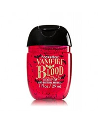 Антибактериальный гель для рук Bath and Body Works Anti-Bacterial Hand Gel Vampire Blood (Wicked Plum)
