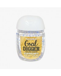 Антибактериальный гель для рук Bath and Body Works Anti-Bacterial Hand Gel Goal Digger (Golden Sugar)
