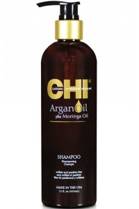 Восстанавливающий шампунь CHI Argan Oil Shampoo 739 ml
