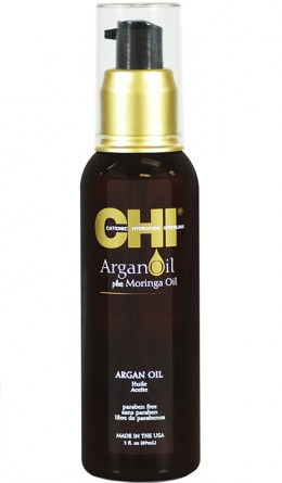 Восстанавливающее масло для волос CHI Argan Oil Plus Moringa Oil 89 ml