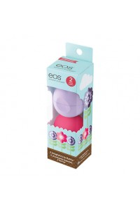 EOS Smooth Lip Balm 2-Pack