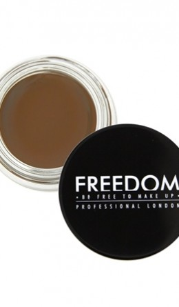 Косметика - Помада для бровей Pro Brow Pomade Caramel Brown Freedom Makeup