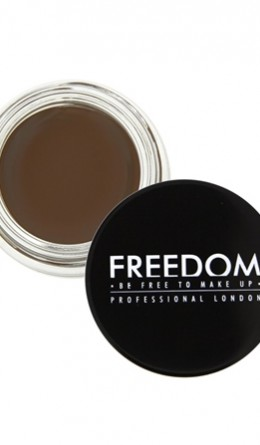 Косметика - Помада для бровей Pro Brow Pomade Chocolate Freedom Makeup