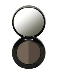 Двойные тени для бровей Duo Eyebrow Powder Ash brown Freedom Makeup