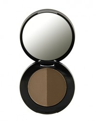 Двойные тени для бровей Duo Eyebrow Powder Dark Brown Freedom Makeup