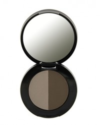 Двойные тени для бровей Duo Eyebrow Powder Medium Brown Freedom Makeup