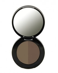 Двойные тени для бровей Duo Eyebrow Powder Soft Brown Freedom Makeup