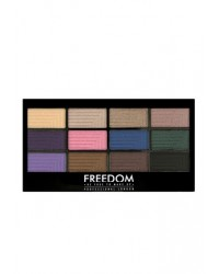 Палетка теней Freedom Makeup Pro 12 Dreamcatcher