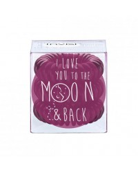 Резинка для волос Invisibobble TO THE MOON SWEET PLUM
