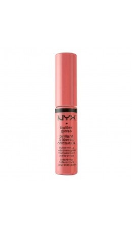 Блеск для губ APPLE STRUDEL BUTTER GLOSS NYX