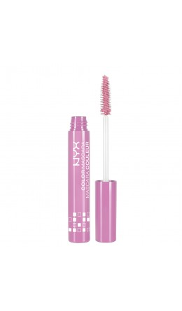 Тушь для ресниц PINK PETALS  COLOR MASCARA NYX