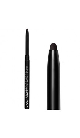 Карандаш для глаз MATTE BLACK LINER COLLECTION NOIR NYX