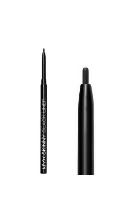 Карандаш для глаз SKINNY BLACK LINER COLLECTION NOIR NYX