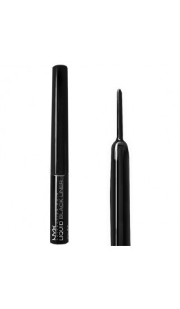 Карандаш для глаз LIQUID BLACK LINER COLLECTION NOIR NYX