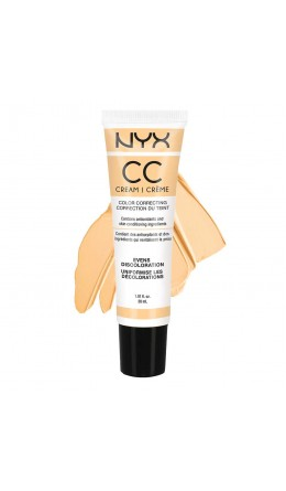Корректирующий крем PEACH - LIGHT / MEDIUM COLOR CORRECTING CREAM NYX
