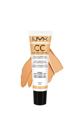 Корректирующий крем PEACH - MEDIUM / DEEP COLOR CORRECTING CREAM NYX