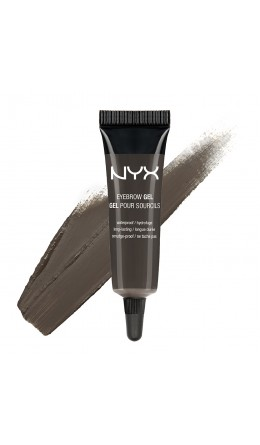 Гель для бровей BLACK EYEBROW GEL NYX