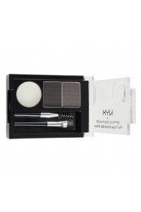 Набор теней для бровей EYEBROW CAKE POWDER NYX