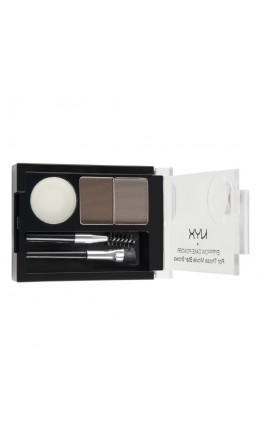 Набор теней для бровей TAUPE / ASH EYEBROW CAKE POWDER NYX