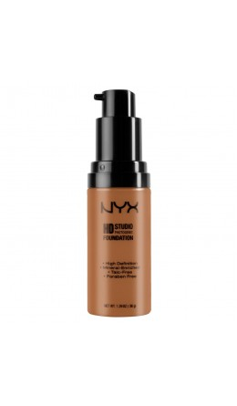 Тональная основа CALIFORNIA TAN HD STUDIO PHOTOGENIC FOUNDATION NYX