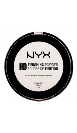 Фиксирующая пудра  HIGH DEFINITION FINISHING POWDER NYX