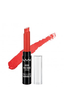 Стойкая помада ROCK STAR HIGH VOLTAGE LIPSTICK NYX