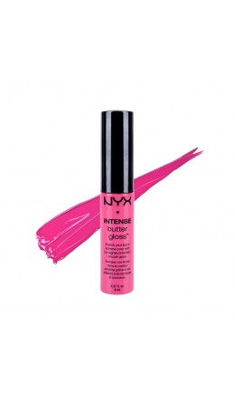 Блеск для губ FUNNEL DELIGHT INTENSE BUTTER GLOSS NYX