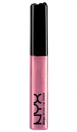 Блеск для губ GOLD PINK MEGA SHINE LIP GLOSS NYX