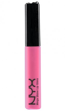 Блеск для губ JUICY PINK MEGA SHINE LIP GLOSS NYX