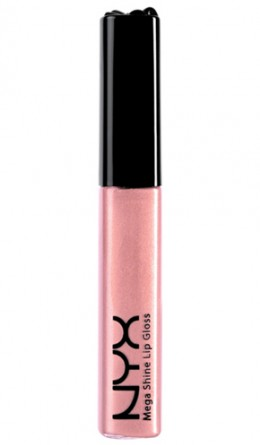 Блеск для губ  CRYSTAL SODA MEGA SHINE LIP GLOSS NYX