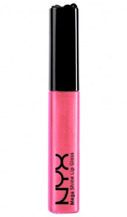 Блеск для губ PINK ROSE MEGA SHINE LIP GLOSS NYX