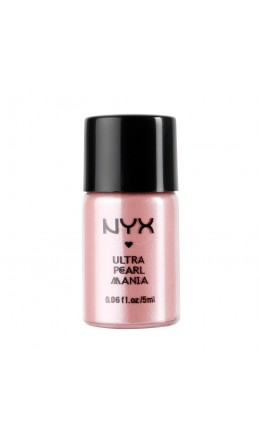 Рассыпчатые тени BABY PINK LOOSE PEARL EYE SHADOW NYX