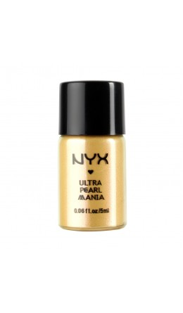 Рассыпчатые тени YELLOW GOLD LOOSE PEARL EYE SHADOW NYX