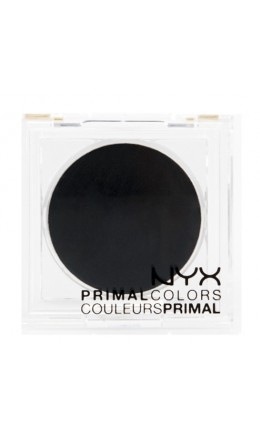 Пигменты для лица HOT BLACK PRIMAL COLORS NYX