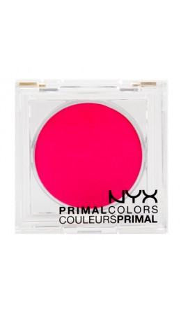 Пигменты для лица HOT PINK PRIMAL COLORS NYX