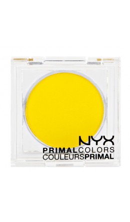 Пигменты для лица HOT YELLOW PRIMAL COLORS NYX