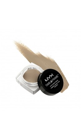Помадка для бровей BLONDE  TAME & FRAME BROW POMADE NYX