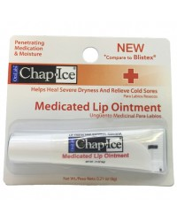 Бальзам для губ OraLabs Chap Ice Medicated Lip Ointment 6g