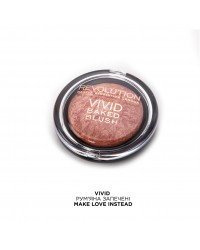 Румяна запеченые Vivid Make Love Instead Makeup Revolution