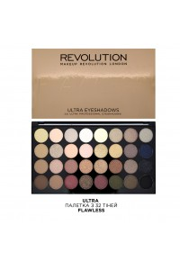 Палетка теней Flawless Makeup Revolution