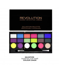 Палетка теней Salvation Colour Chaos Makeup Revolution