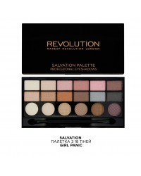 Палетка теней Salvation Girl Panic Makeup Revolution